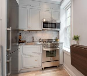 Out of the Frying Pan: 5 Ways to Optimize a Small New York Kitchen