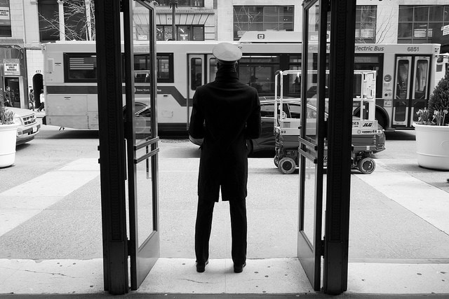 Do I Really Need a Doorman? 4 Ways They Make Life Easier