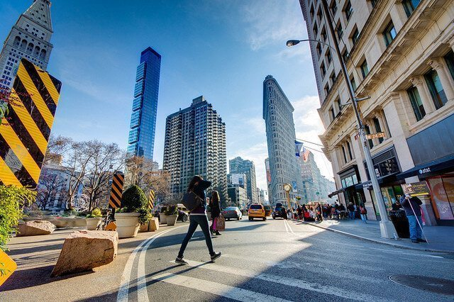 How 'Walkability' Affects New York City's Real Estate Values