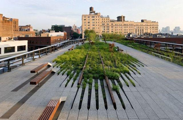 High Line: New Developments Popping Up