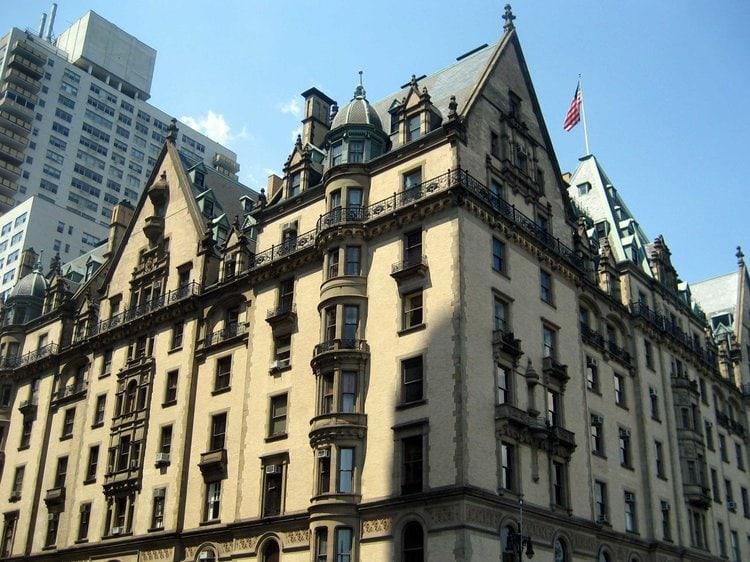 12 Famous Addresses: New York City on Film
