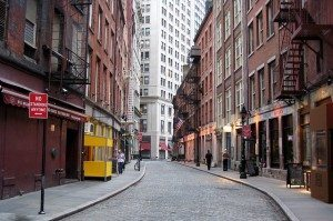 Neighborhood Spotlight: The Financial District