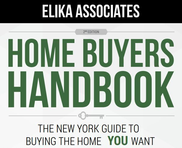 """""""THE HOMEBUYER'S HANDBOOK"""" 2nd Edition Now Available from Elika Real Estate"""