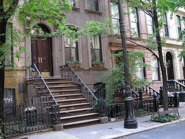 Charming West Village Streets: Bedford, Perry, and Charles