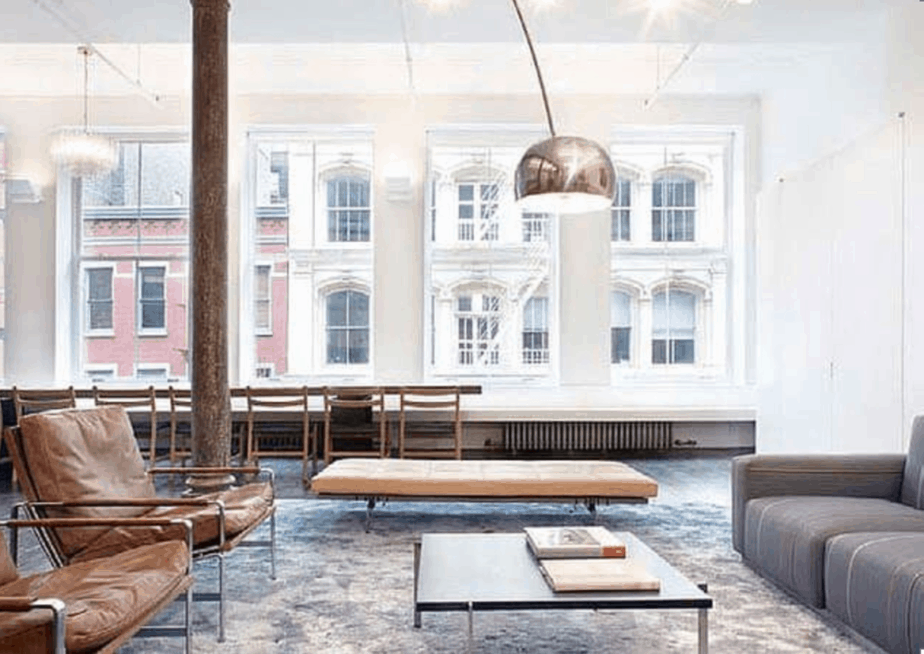 New york city lofts for Loft new york affitto