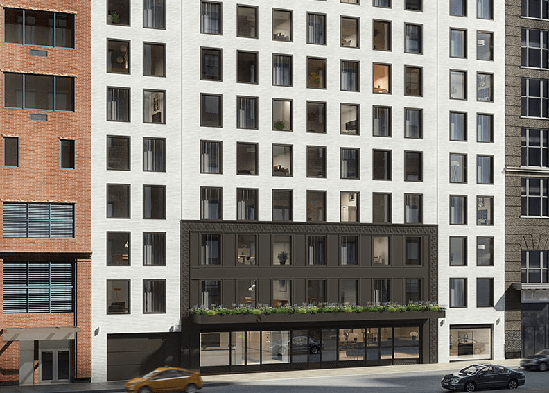 55 West 17th