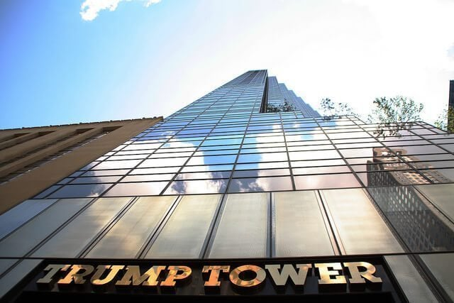 The Trump Name on a Building Doesn't Mean He Owns It