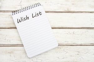 Home Buyers Wish List - Differentiating Between Wants and Needs