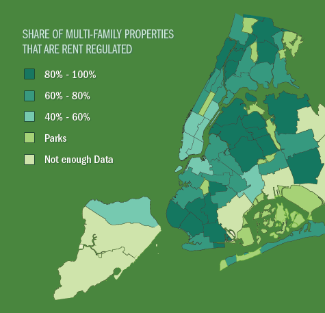 Rent Control Guidelines in New York City