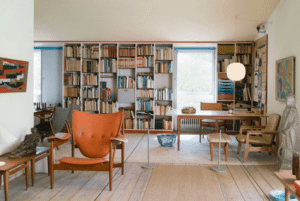 Masterpieces: The Inspirational Private Homes of Design Icons