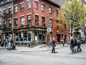 How the Neighborhoods of Manhattan got their Names
