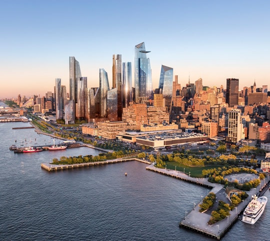 How New York's Landscape will Change in 2018