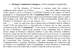 When to Waive the Mortgage Contingency Clause