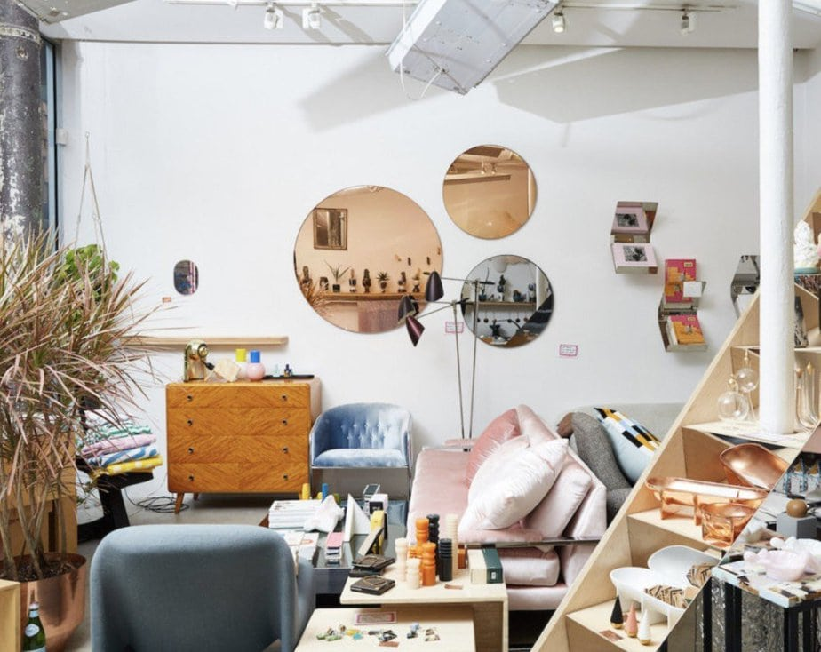Best furniture and home design stores in nyc for Best furniture store in nyc